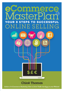 eCommerce MasterPlan 1.8 Boekomslag