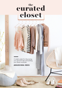 The Curated Closet Buch-Cover