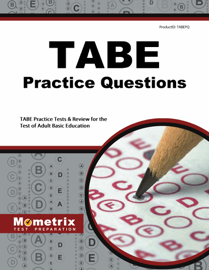 TABE Practice Questions: book