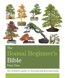 The Bonsai Bible book