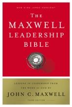 NKJV, Maxwell Leadership Bible, Third Edition
