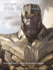 Anthony Gallipoli - Why Thanos could be right  artwork