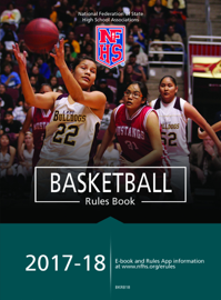 2017-18 NFHS Basketball Rules Book book