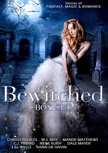 Mande Matthews, W.J. May, C.J. Pinard, Irene Kueh, Dale Mayer, J&L Wells, Karin DeHavin & Chrissy Peebles - The Bewitched Box Set