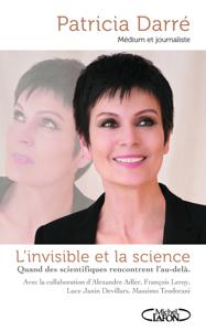 L'invisible et la Science La couverture du livre martien
