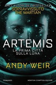 Artemis. La prima città sulla luna Book Cover
