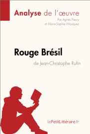 ROUGE BRéSIL DE JEAN-CHRISTOPHE RUFIN (ANALYSE DE LœUVRE)