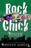 Kristen Ashley - Rock Chick Rescue artwork
