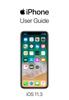 Apple Inc. - iPhone User Guide for iOS 11.3 artwork