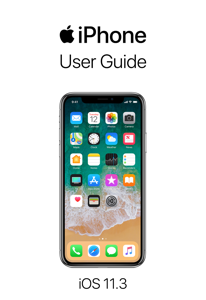 iPhone User Guide for iOS 11.3 wiki
