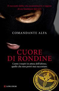 Cuore di rondine Libro Cover