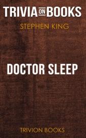 Doctor Sleep By Stephen King Trivia On Books