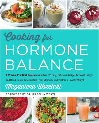 Cooking for Hormone Balance - Magdalena Wszelaki book