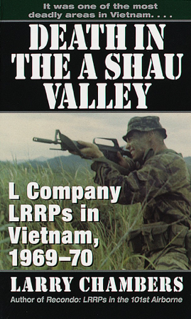 Death in the A Shau Valley - Larry Chambers