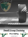Small Group Training - Powerlifting
