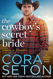 The Cowboy's Secret Bride book summary