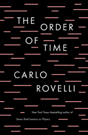 The Order of Time book