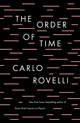 The Order of Time - Carlo Rovelli book