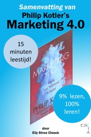 SAMENVATTING VAN PHILIP KOTLERS MARKETING 4.0