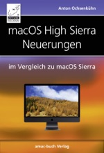 macOS High Sierra Neuerungen im Vergleich zu macOS Sierra