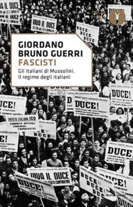 Fascisti Copertina del libro