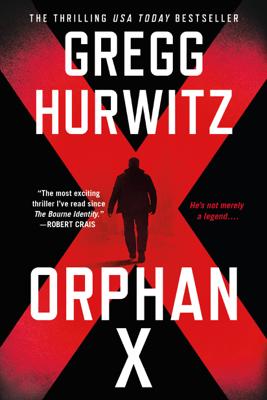 Orphan X - Gregg Hurwitz book