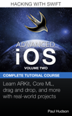 Advanced iOS: Volume Two Book Cover