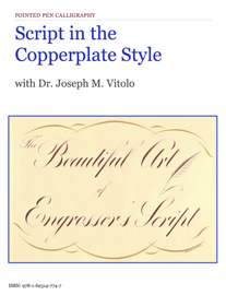 Script in the Copperplate Style book