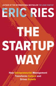 The Startup Way Book Cover