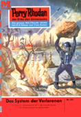 Perry Rhodan 231: Das System der Verlorenen