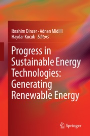 Progress In Sustainable Energy Technologies Generating Renewable Energy