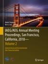 IAEGAEG Annual Meeting Proceedings San Francisco California 2018 - Volume 2