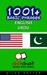 1001 Basic Phrases English - Urdu