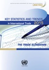 Key Statistics And Trends In International Trade 2015