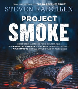 Project Smoke by Steven Raichlen Book Cover