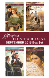 Love Inspired Historical September 2015 Box Set book