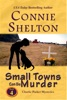 Small Towns Can Be Murder: A Girl and Her Dog Cozy Mystery