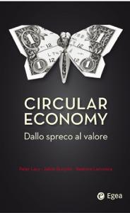 Circular economy Copertina del libro
