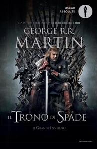 Il trono di spade 1. Il trono di spade, Il grande inverno. Book Cover