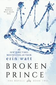 Broken Prince Book Cover