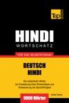 Wortschatz Deutsch-Hindi Fr Das Selbststudium 9000 Wrter