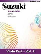 Suzuki Viola School - Volume 2