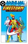 The Fury Of Firestorm Annual 1983- 3