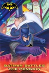 Batman Battles The Penguin
