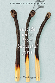 Suicide Notes from Beautiful Girls book