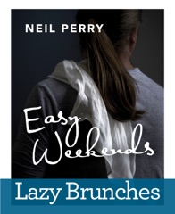 Easy Weekends: Lazy Brunches