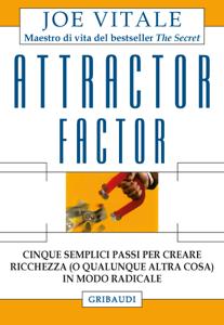 Attractor factor Copertina del libro