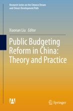 Public Budgeting Reform In China: Theory And Practice