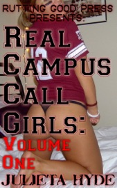 Download and Read Online Real Campus Call Girls, Volume One