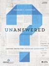 Unanswered Bible Study Book